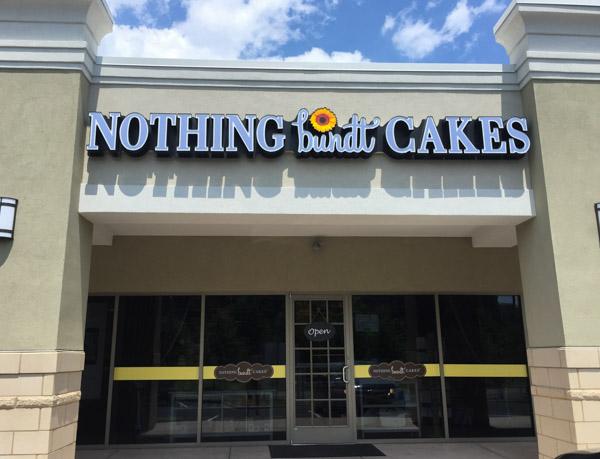 Bundt Cake Bakery In Charlotte NC 233