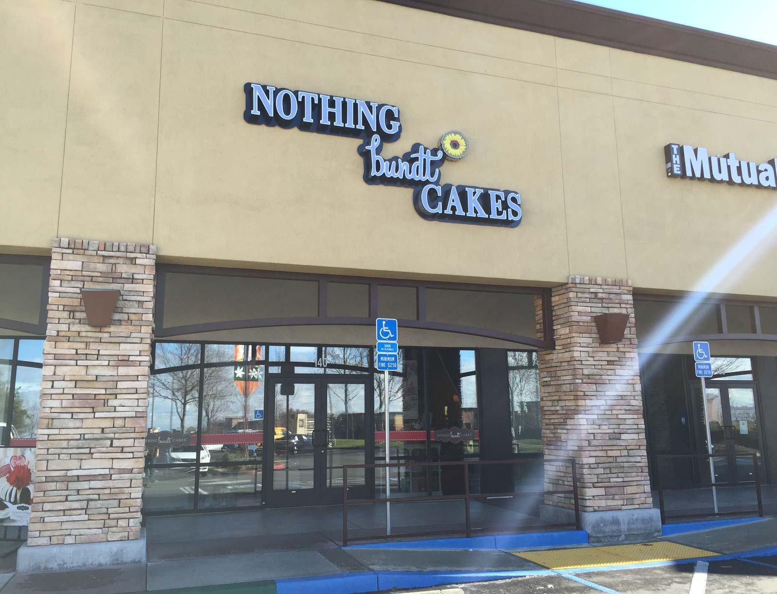 Bundt Cake Bakery In Roseville CA 19