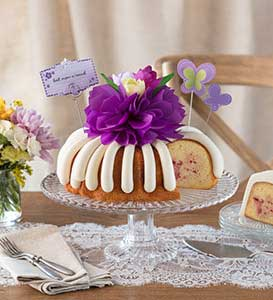 image of a bundt cake