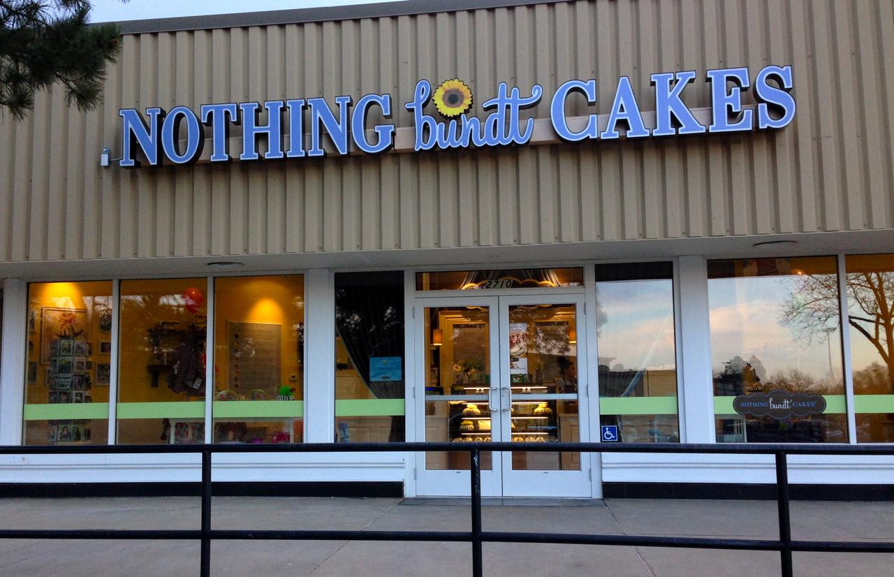 Bundt Cake Bakery In Boulder CO 90