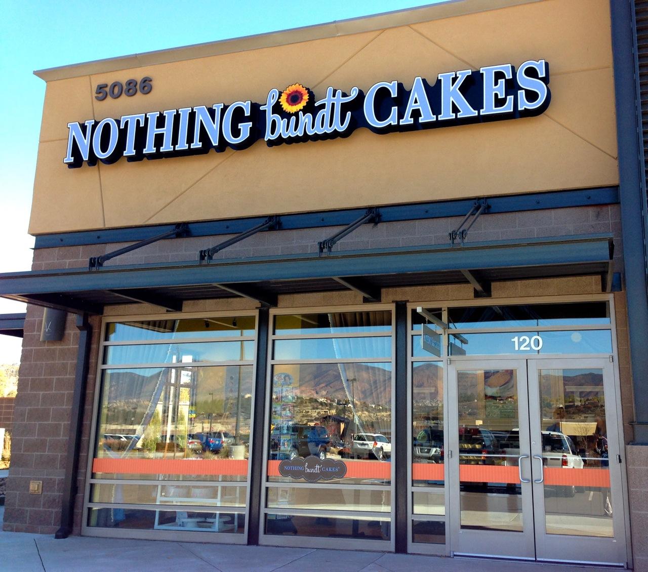Bundt Cake Bakery In Colorado Springs CO 83