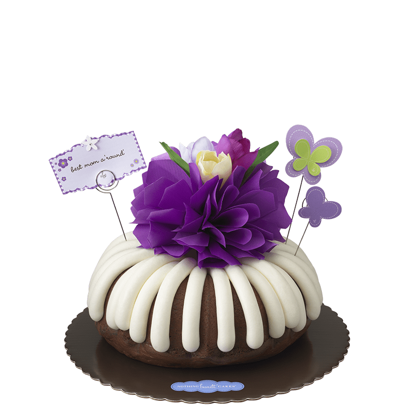 Best Mom A'Round' Bundt Cake