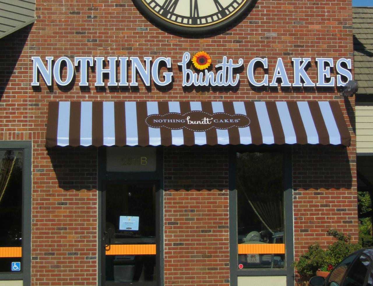 Bundt Cake Bakery In Sacramento CA 59