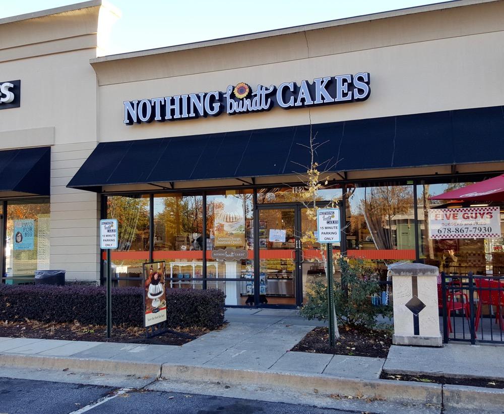 Bundt Cake Bakery In Milton GA 85