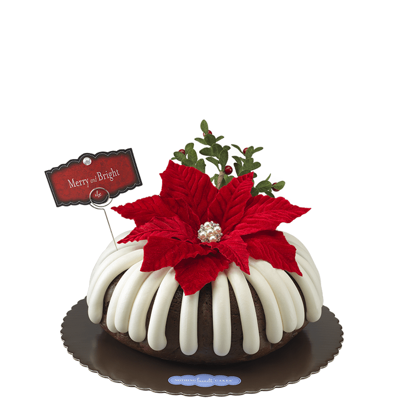 Merry and Bright Bundt Cake